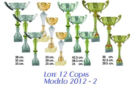 lote 12 copas 2012-2